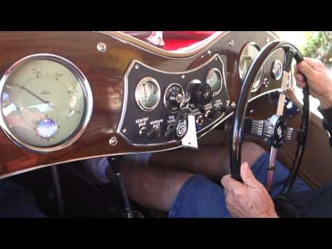 1947 MG TC Classic Roadster Experience