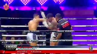 Thai Fight Pich Seyha vs Iquezang Kor. Rungthanakeat, 4-Apr-2015