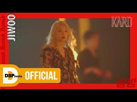 KARD - [밤밤(Bomb Bomb)] Teaser #Jiwoo