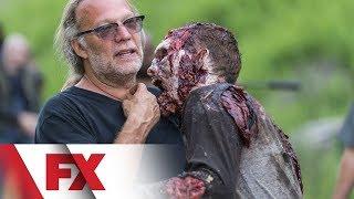 The Walking Dead 8. Sezon: 3. Bölüm Kamera Arkası