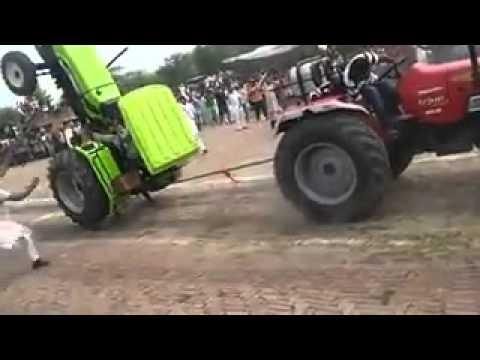 Tractor power competition in punjab