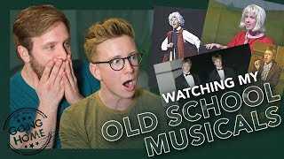 watching old high school musicals, speeches & more (ft. Dolan Bloom)