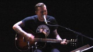 "Brian Fallon of The Gaslight Anthem - ""Lost in the supermarket"" (The Clash)"
