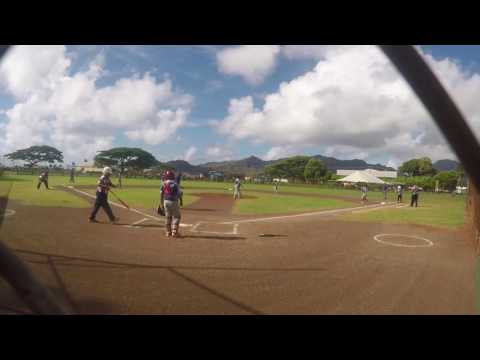 2016 Mustang 10 Hawaii State Tournament Championship Game - Maui vs. Hawaii Kai