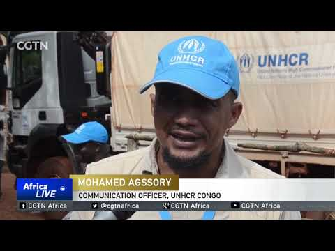 UNHCR repatriates those living in the Republic of Congo