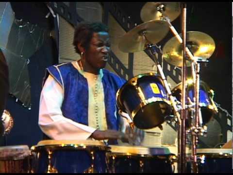 Le Jazz de Joe avec Abdou Mboup