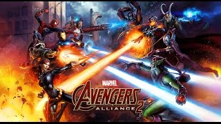 Marvel Avengers Alliance 2 Announce Trailer