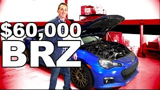BRZ with $30,000 in Mods