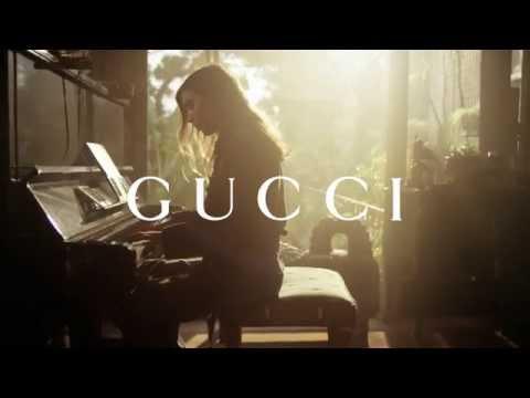 Lykke Li & the Lady Web | Gucci Spring 2015