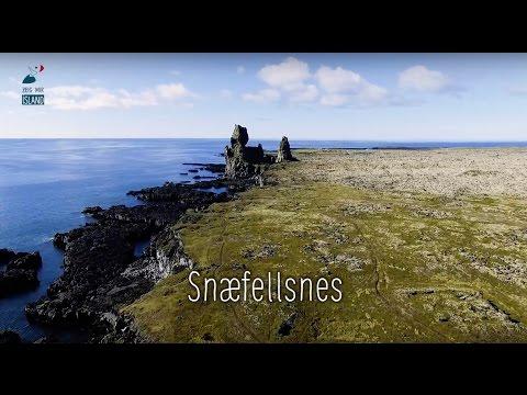 Snæfellsnes - die Halbinsel für Entdecker