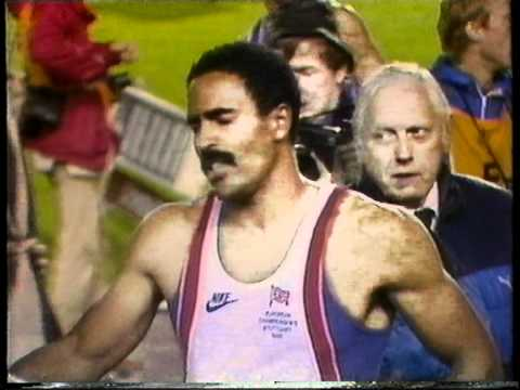 daley thompson european decathlon gold stuttgart 1986 youtube. Black Bedroom Furniture Sets. Home Design Ideas