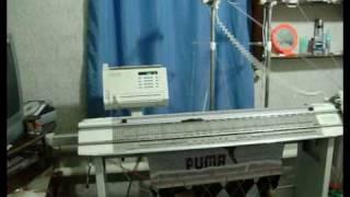 видео Запчасти для плосковязальных машин shima