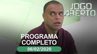 Jogo Aberto - 06/02/2020 - Programa completo