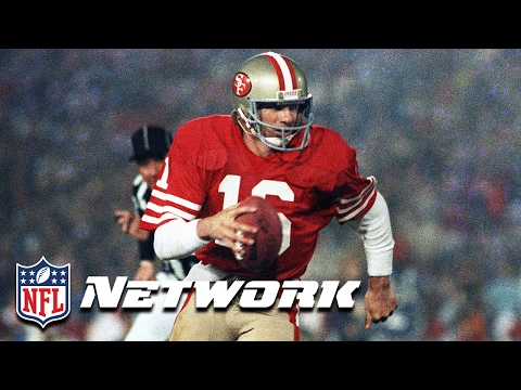#5 Joe Montana in Super Bowl XIX | NFL NOW | Top 10 Super Bowl Performances
