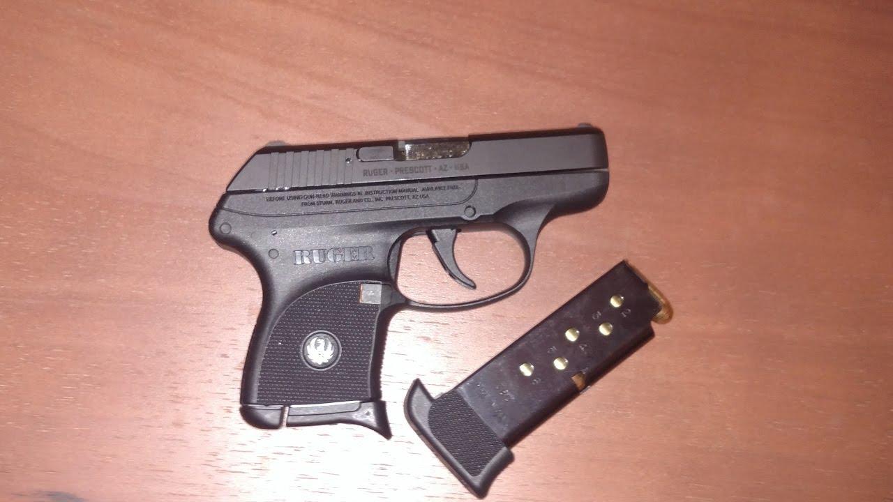Ruger Lcp My Favorite Pocket Pistol