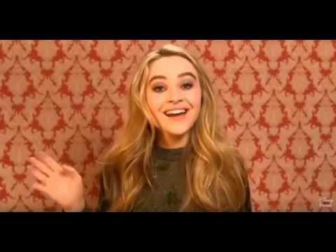 Sabrina Carpenters Christmas song (sneak peak)