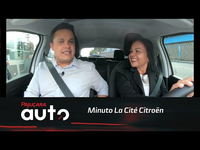 Minuto La Cité Citroën:Conheça a história de uma proprietária do C4 Cactus