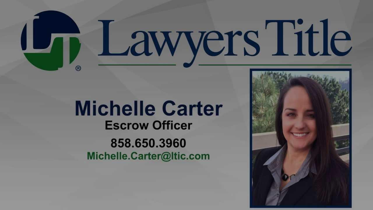 Michelle Carter escrow