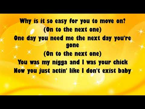 Tink- On To The Next One Lyric Video