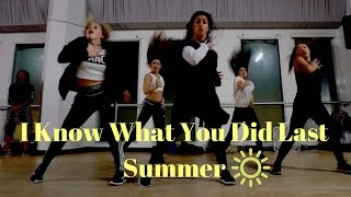 I Know What You Did Last Summer @Shawnmendes @camilacabelo97 | @DanaAlexaNY Choreography