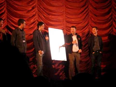 (500) Days Of Summer Marc Webb Gen Art Chicago Film Festival 2009 Q&A