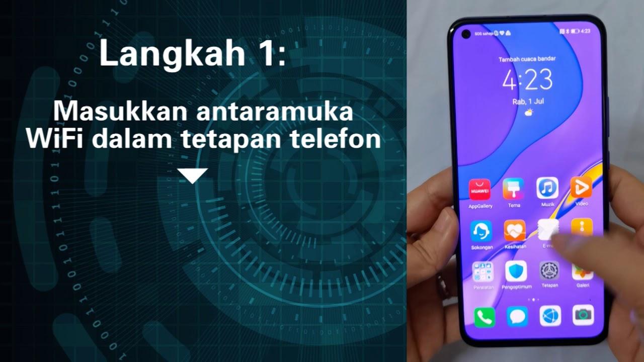 HUAWEI WIFI AX3: Dapatkan HUAWEI WiFi AX3 hari ini