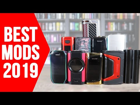 TOP 10 BEST VAPE MODS FOR 2019 - VAPING INSIDER