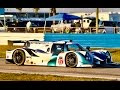 LMP3 IMSA Lites Porsche Cup GT3 Sebring 2017