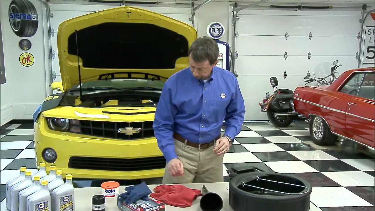 How to Change Oil Filter | DIY | NAPA Filters