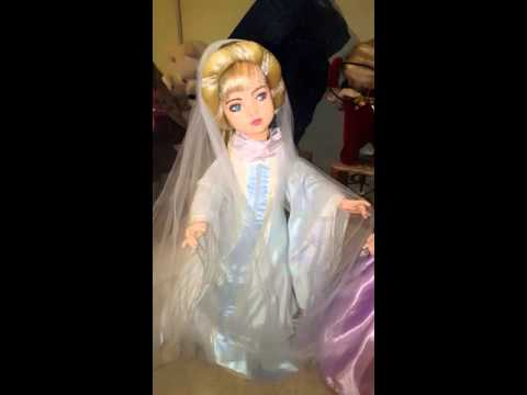 RK International Animated Princess Cinderella