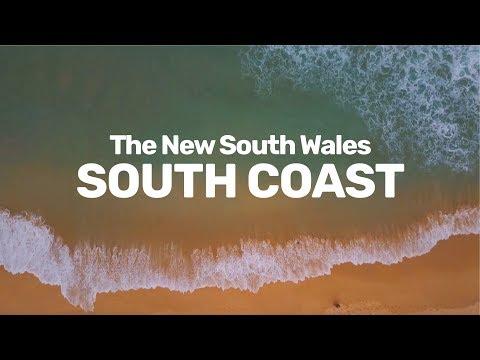 Road Trip: Sydney To The NSW South Coast (Feat. Hyams Beach)