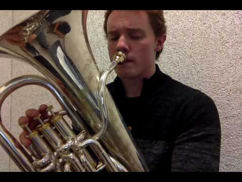 All Major Scales Euphonium