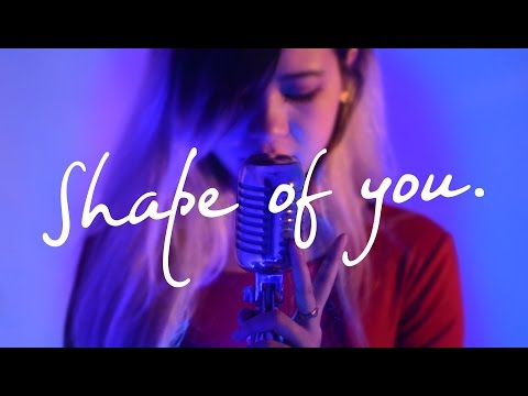 Shape of You - Ed Sheeran | Cover Version by Antareep & Anthea