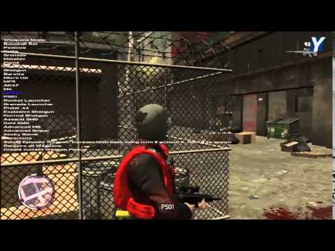 Gta Iv Added Episodic Weapons Without Replacing + Machete