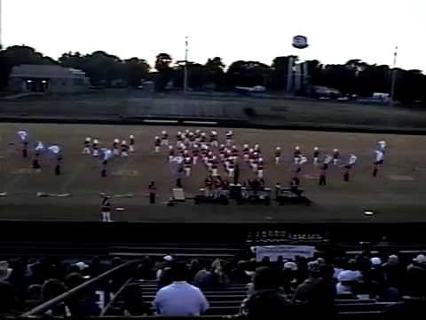 Dyer County High School Marching Band 2005