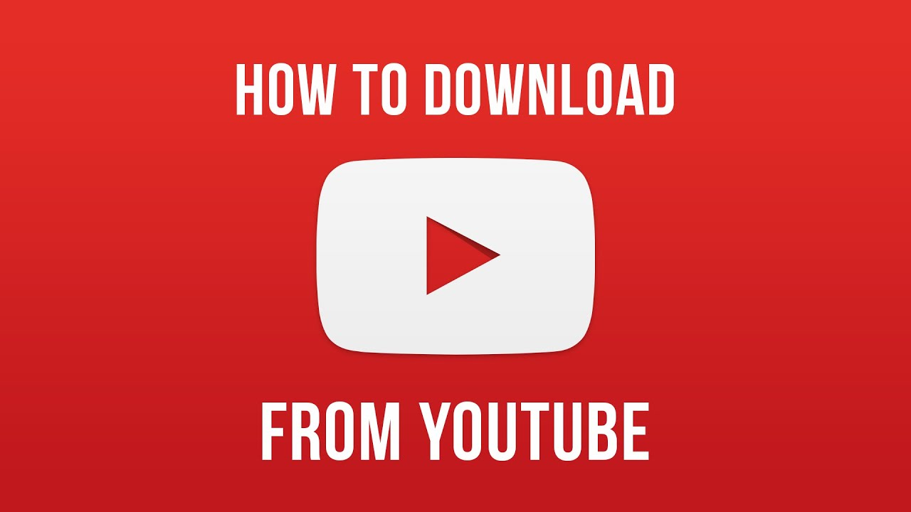 how to download youtube videos - HD 1920×1080