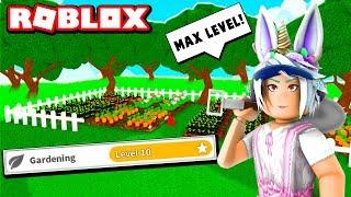 Max Level Gardening Update | Willkommen bei ROBLOX Bloxburg