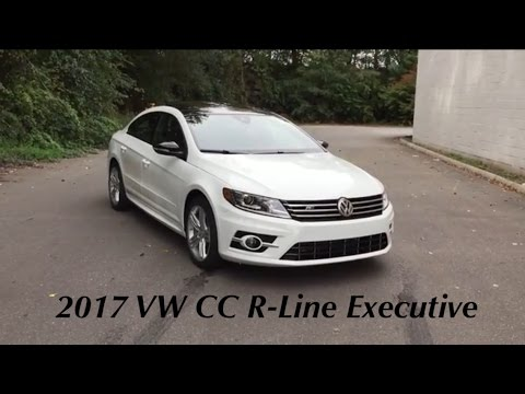 2017 volkswagen cc r line executive edition with carbon. Black Bedroom Furniture Sets. Home Design Ideas