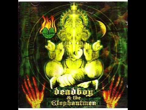 High Monster - (Dax Riggs) - Deadboy and the Elephantmen