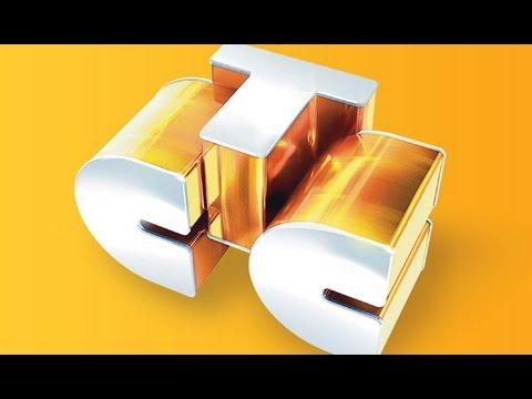 Смена логотипа СТС