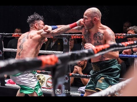 BKB - JIMMY SWEENEY VS EDGAR PUERTA WORLD BARE KNUCKLE TITLE FIGHT * FULL FIGHT *