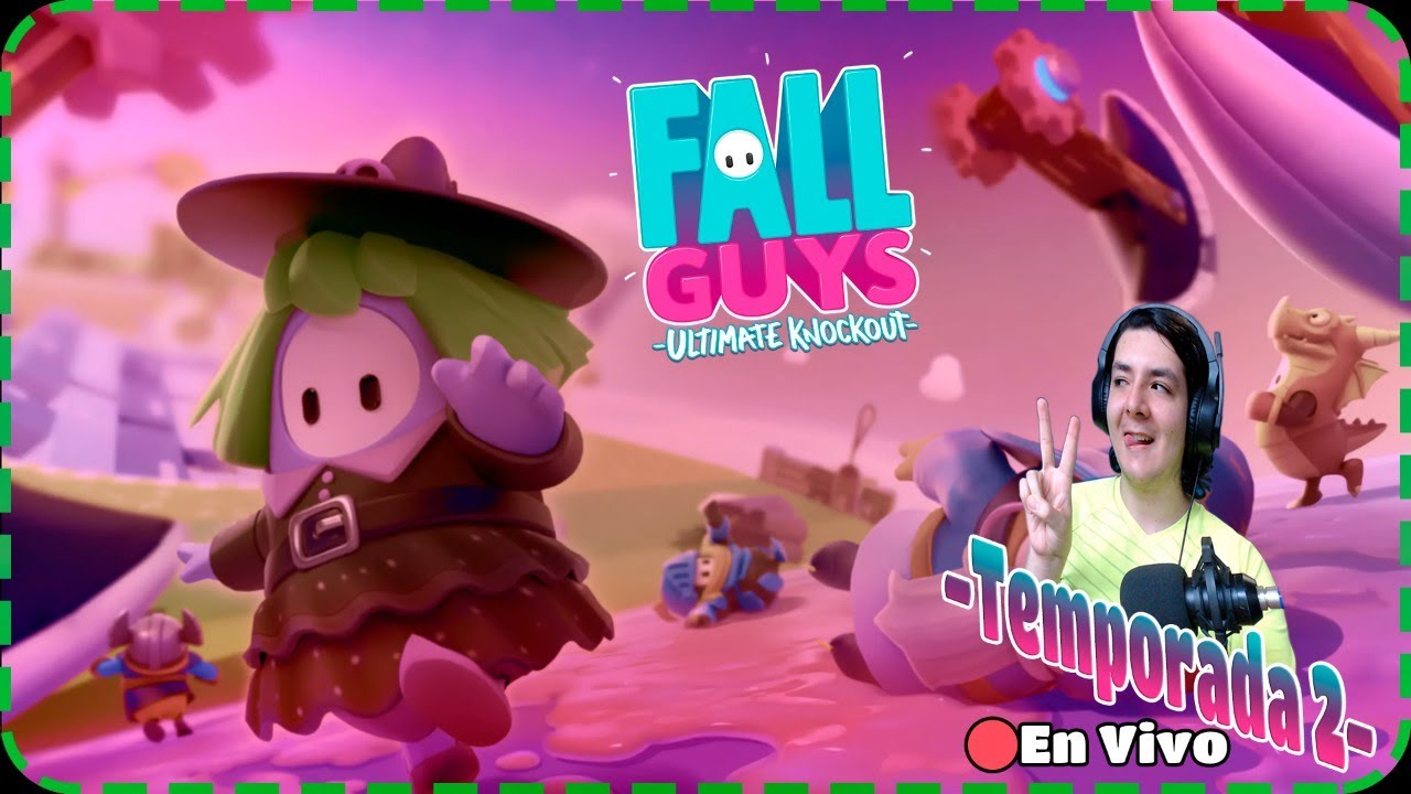 Fall Guys: Temporada 2