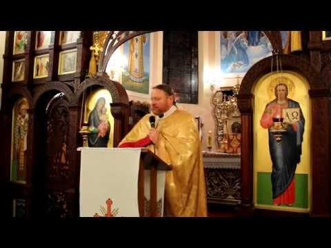 Отець Корнилій Яремак, ЧСВВ про значення сім'ї (ЧастинаII)