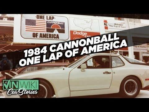 The Craziness of the 1984 Cannonball One Lap of America