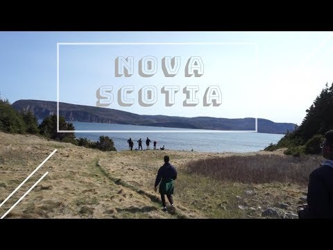 ROAD TRIP TO NOVA SCOTIA|part II