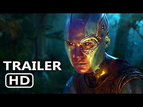 GUARDIANS OF THE GALAXY 2 Trailer # 3 Tease (2017) Chris Pratt Action Blockbuster Movie HD
