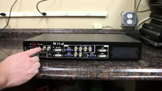 VDWall LVP605S LED Video Processor