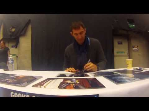 Ian Whyte signing