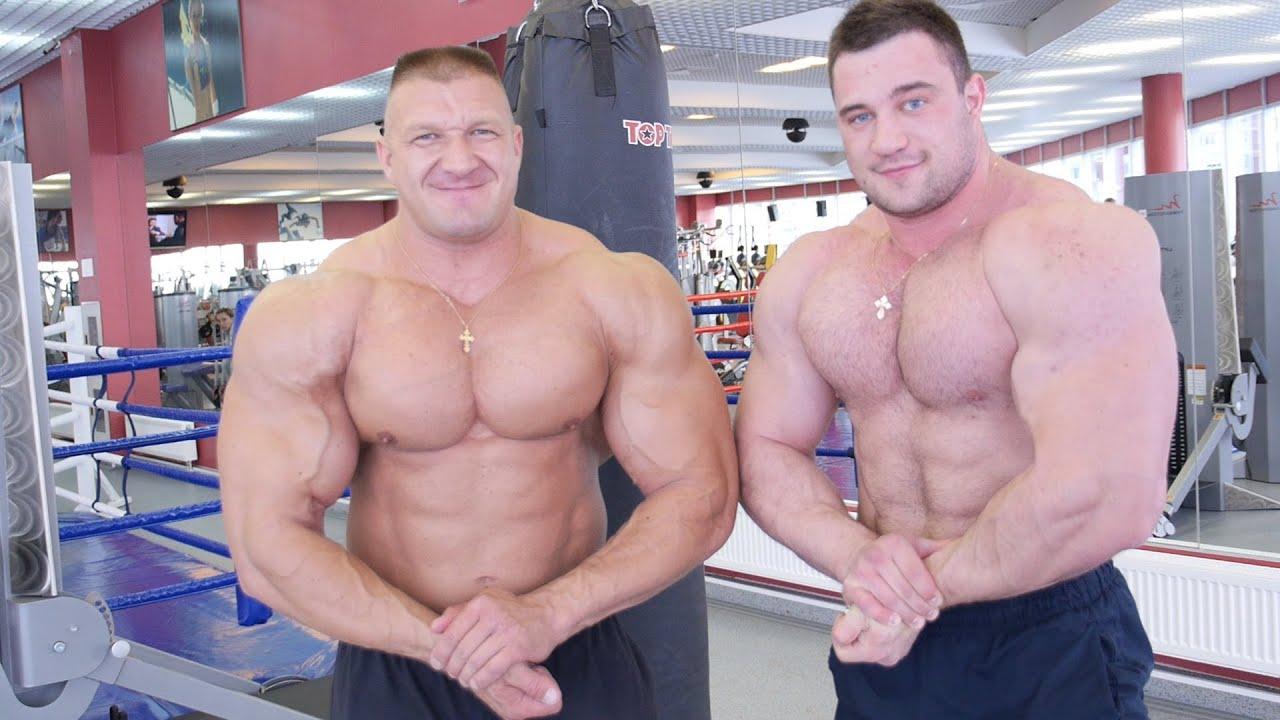 Тренировка Грудных Мышц. Хардкор. Сергей Зебальд и Алексей Кузнецов.