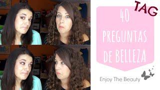 TAG | 40 Preguntas de Belleza Thumbnail